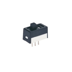 for P. C. Board Miniature Slide Switches