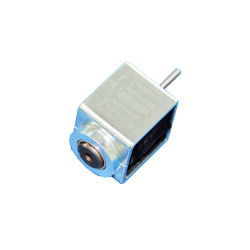 DC Electromagnet Gate Electromagnet Dsn-2460 Pull Type Electromagnet Series Solenoid